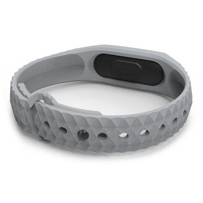 TPU Anti-off Wristband for Xiaomi Mi Band 2Smart Watch Accessories<br>TPU Anti-off Wristband for Xiaomi Mi Band 2<br><br>Material: TPU<br>Package Contents: 1 x Wristband<br>Package size: 12.00 x 8.50 x 2.00 cm / 4.72 x 3.35 x 0.79 inches<br>Package weight: 0.0350 kg<br>Product size: 24.50 x 1.98 x 1.00 cm / 9.65 x 0.78 x 0.39 inches<br>Product weight: 0.0130 kg