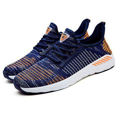 Durable Mesh Sports Shoes for Men