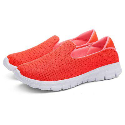 Colored Breathable Loafers for Women
