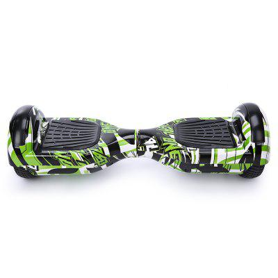6.5 inch 2-wheel Smart Bluetooth Music Self Balancing ScooterScooters and Wheels<br>6.5 inch 2-wheel Smart Bluetooth Music Self Balancing Scooter<br><br>Battery Capacity: 4400mAh<br>Battery Rate: 58W<br>Battery Voltage: 36V<br>Bluetooth: Yes<br>Charger type: EU plug<br>Charging Time: 2-3 hours<br>Folding Type: Non-folding<br>Max Payload: 120kg<br>Maximum Grade Ability: 25 degrees<br>Maximum Mileage: 20km<br>Maximum Speed (km/h): 15km/h<br>Mileage (depends on road and driver weight): 15-20km<br>Motor Rated Power: 350W<br>Package Contents: 1 x Self Balancing Scooter, 1 x Adapter, 1 x Plug, 1 x English User Manual<br>Package size (L x W x H): 67.00 x 26.00 x 26.00 cm / 26.38 x 10.24 x 10.24 inches<br>Package weight: 10.2000 kg<br>Permissible Gradient (depends on your weight): 15-30 degree<br>Product size (L x W x H): 58.50 x 19.00 x 18.50 cm / 23.03 x 7.48 x 7.28 inches<br>Product weight: 9.0000 kg<br>Seat Type: without Seat<br>Transmission Distance: 10m without obstacles<br>Type: Self Balancing Scooter<br>Wheel Number: 2 Wheel<br>Working Temperature: -5 - 50 Deg.C