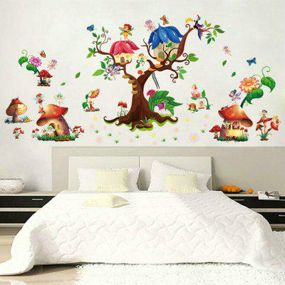 Buy COLORMIX Butterfly Style Wall Sticker for $6.11 in GearBest store
