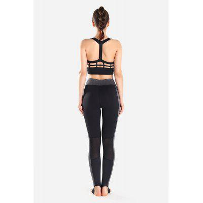 Sports Stirrup Quick Dry Yoga Training Pants for WomenYoga<br>Sports Stirrup Quick Dry Yoga Training Pants for Women<br><br>Closure Type: Elastic Waist<br>Features: High elasticity, Breathable, Quick-Dry<br>Gender: Female<br>Material: Nylon, Spandex<br>Package Content: 1 x Pair of Pants<br>Package size: 30.00 x 35.00 x 0.50 cm / 11.81 x 13.78 x 0.2 inches<br>Package weight: 0.3200 kg<br>Product weight: 0.2700 kg<br>Type: Pants