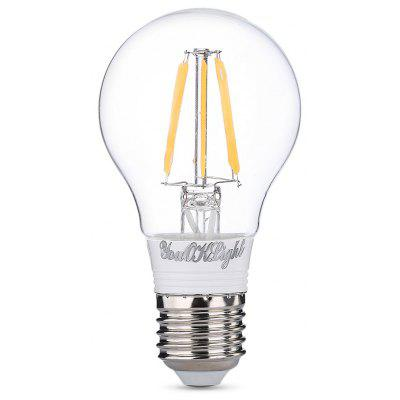 Buy WARM WHITE YouOKLight E26 / E27 COB Filament Ball Bulb AC 85 265V for $19.01 in GearBest store