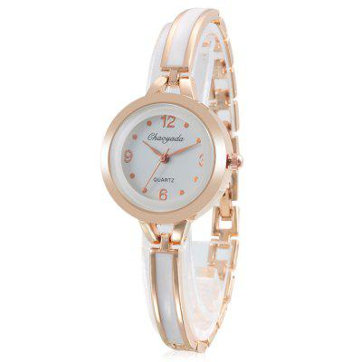 CYD Chaoyada 8017 Women Chain Wristwatch