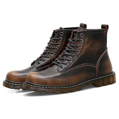 Men Fashion Work Boots