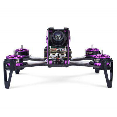 ASUAV F100 100mm Mini RC FPV Racing DroneBrushless FPV Racer<br>ASUAV F100 100mm Mini RC FPV Racing Drone<br><br>Battery (mAh): 500mAh<br>Battery Coulomb: 25C<br>Brand: ASUAV<br>Charging Time.: 30mins<br>Firmware: BLHeli-S<br>Flight Controller Type: F3<br>Flying Time: 4mins<br>Functions: Oneshot125, Multishot, Oneshot42, DShot150<br>Input Voltage: 2 - 3S<br>KV: 7500<br>Model: 1103<br>Motor Type: Brushless Motor<br>Package Contents: 1 x Quadcopter ( Battery Included ), 8 x Propeller, 4 x Propeller Guard<br>Package size (L x W x H): 16.50 x 10.00 x 5.00 cm / 6.5 x 3.94 x 1.97 inches<br>Package weight: 0.1500 kg<br>Product size (L x W x H): 14.00 x 12.00 x 3.80 cm / 5.51 x 4.72 x 1.5 inches<br>Product weight: 0.0500 kg<br>Sensor: CMOS<br>Type: Frame Kit<br>Version: PNP<br>Video Resolution: 600TVL