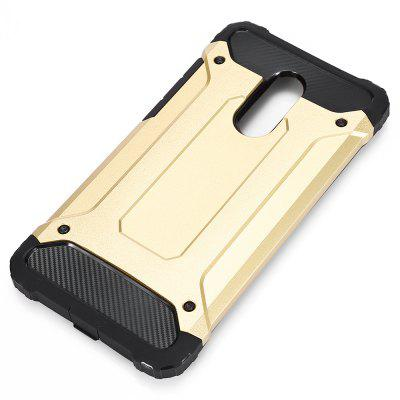Luanke Armor Case ProtectorCases &amp; Leather<br>Luanke Armor Case Protector<br><br>Brand: Luanke<br>Compatible Model: Redmi Note 4 / 4X<br>Features: Anti-knock, Back Cover<br>Mainly Compatible with: Xiaomi<br>Material: PC, TPU<br>Package Contents: 1 x Phone Case<br>Package size (L x W x H): 21.00 x 13.00 x 2.00 cm / 8.27 x 5.12 x 0.79 inches<br>Package weight: 0.0690 kg<br>Product Size(L x W x H): 15.70 x 8.30 x 1.00 cm / 6.18 x 3.27 x 0.39 inches<br>Product weight: 0.0460 kg<br>Style: Modern, Pattern, Cool