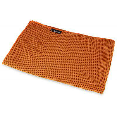 Buy ORANGE Instant Cooling Sports Sweat Towel for $4.23 in GearBest store