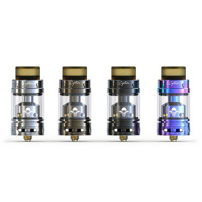 IJOY Captain RTA 3.8mlRebuildable Atomizers<br>IJOY Captain RTA 3.8ml<br><br>Brand: IJOY<br>Material: Stainless Steel, Glass<br>Model: &lt;b&gt;<br>Package Contents: 1 x Captain RTA, 1 x Screwdriver, 1 x Extra Glass, 1 x Tool Pack ( O-ring, Screw, Coil, Japanese Organic Cotton ), 1 x 510 Adaptor<br>Package size (L x W x H): 8.50 x 6.50 x 4.50 cm / 3.35 x 2.56 x 1.77 inches<br>Package weight: 0.1790 kg<br>Product size (L x W x H): 5.70 x 2.50 x 2.50 cm / 2.24 x 0.98 x 0.98 inches<br>Product weight: 0.0850 kg<br>Rebuildable Atomizer: RBA,RTA<br>Tank Capacity: 3.8ml<br>Thread: 510<br>Type: Rebuildable Tanks, Rebuildable Atomizer