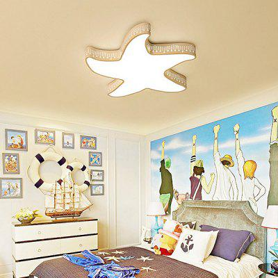 Creative Star Shape LED Ceiling Light 220V
