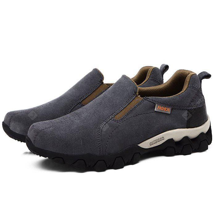 Men Suede Shoes for Climbing / Hiking free shipping with paypal axSuy1J