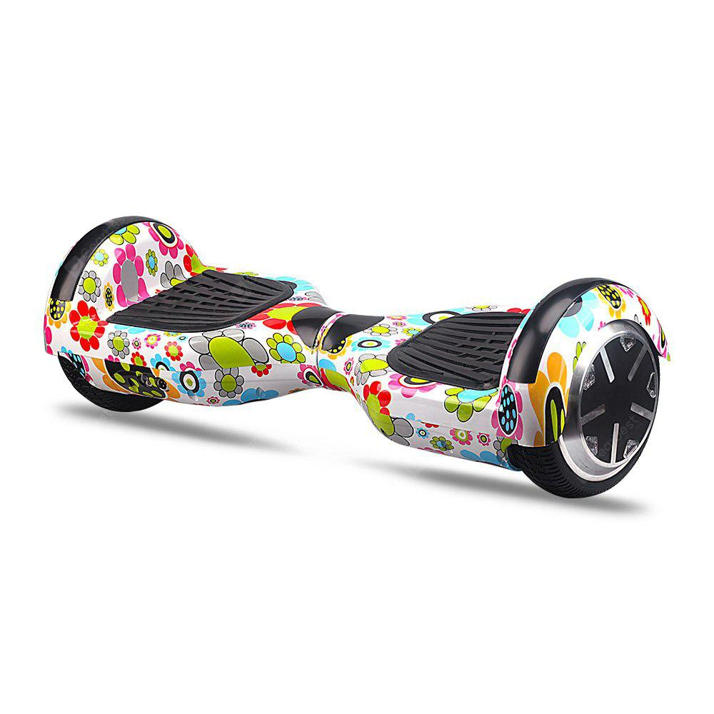 6.5 pollici Smart Hoverboard a 2 Ruote Musicale Bluetooth