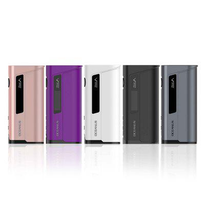 Original Innokin OCEANUS Box ModVV/VW Mods<br>Original Innokin OCEANUS Box Mod<br><br>Accessories type: MOD<br>APV Mod Wattage Range: 101-150W<br>Battery Form Factor: 20700<br>Battery Quantity: 2pcs ( included )<br>Brand: Innokin<br>Material: Zinc Alloy<br>Mod: VV/VW Mod<br>Model: OCEANUS<br>Package Contents: 1 x Mod ( No Cell ), 2 x 3000mAh 20700 Battery, 2 x Silicone 20700 Battery Sleeve, 1 x Micro USB Charging Cable, 1 x English User Manual, 1 x Mod ( No Cell ), 2 x 3000mAh 20700 Battery, 2 x Silicone 20700 Battery Sleeve, 1 x Micro USB Charging Cable, 1 x English User Manual<br>Package size (L x W x H): 12.00 x 6.00 x 4.00 cm / 4.72 x 2.36 x 1.57 inches, 12.00 x 6.00 x 4.00 cm / 4.72 x 2.36 x 1.57 inches<br>Package weight: 0.4850 kg, 0.4850 kg<br>Product size (L x W x H): 4.00 x 2.40 x 8.80 cm / 1.57 x 0.94 x 3.46 inches, 4.00 x 2.40 x 8.80 cm / 1.57 x 0.94 x 3.46 inches<br>Product weight: 0.1230 kg, 0.1230 kg<br>Type: Electronic Cigarettes Accessories