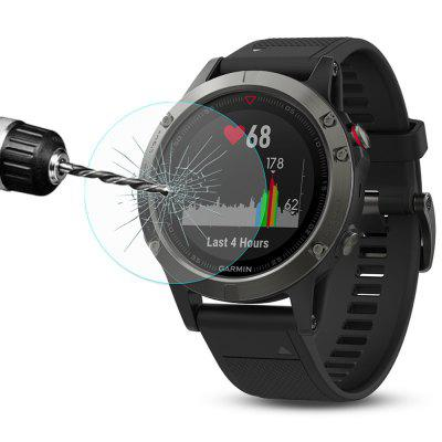 Hat Prince Tempered Glass Screen Protector for Garmin Fenix 5