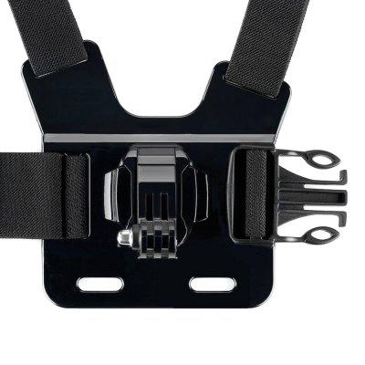 Sports Action Camera Accessory KitAction Cameras &amp; Sport DV Accessories<br>Sports Action Camera Accessory Kit<br><br>Accessory type: Camera Accessories Kit<br>Apply to Brand: Gopro,SJCAM<br>Compatible with: Gopro Hero 4, GoPro Hero 5, SJ4000<br>Package Contents: 1 x Head Strap, 1 x Chest Strap, 2 x Screw, 1 x J-shaped Mount<br>Package size (L x W x H): 35.00 x 24.00 x 3.00 cm / 13.78 x 9.45 x 1.18 inches<br>Package weight: 0.2850 kg<br>Product weight: 0.2350 kg
