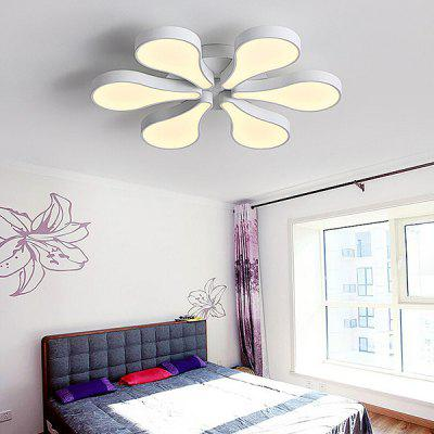 84W 8000LM LED Flower Shape Ceiling Light 220VFlush Ceiling Lights<br>84W 8000LM LED Flower Shape Ceiling Light 220V<br><br>Illumination Field: 12 - 25 Square Meter<br>Luminous Flux: 8000lm<br>Optional Light Color: Natural White,Warm White,White<br>Package Contents: 1 x Ceiling Light, 1 x Remote Control, 1 x Installation Component Kit<br>Package size (L x W x H): 67.00 x 67.00 x 14.00 cm / 26.38 x 26.38 x 5.51 inches<br>Package weight: 7.0300 kg<br>Product size (L x W x H): 60.00 x 60.00 x 9.00 cm / 23.62 x 23.62 x 3.54 inches<br>Product weight: 6.0000 kg<br>Sheathing Material: Iron, Acrylic<br>Type: Ceiling Lights<br>Voltage (V): 220V<br>Wavelength / CCT: 3000K,4000K,6500K