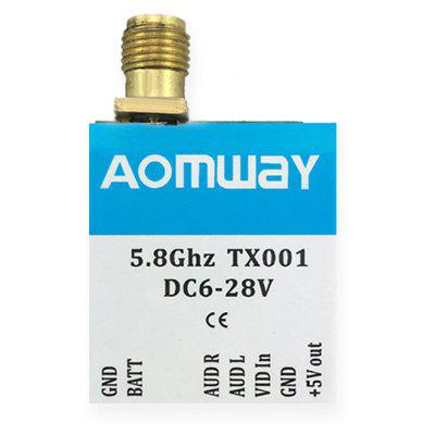 AOMWAY TX001 5.8GHz 40CH FPV Transmitter