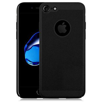 Ultra-mince PC Phone Case Micropore Cooling pour iPhone 7