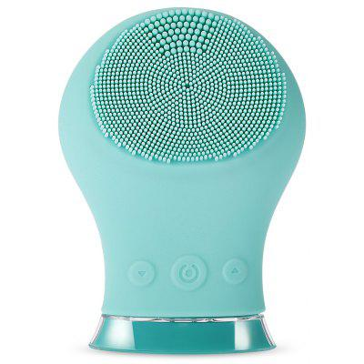 WIKILEAKS WL - 2737 Silicone Facial Cleansing Brush