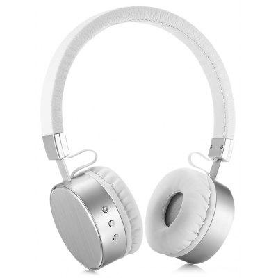 BT - 009 Stretchable Metal Stereo Bluetooth Headset with Mic