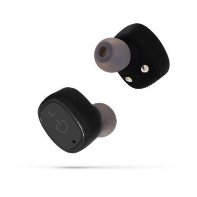 S2 Mini TWS In-ear Stereo Double Bluetooth HeadsetEarbud Headphones<br>S2 Mini TWS In-ear Stereo Double Bluetooth Headset<br><br>Application: Running, Sport, Working<br>Battery Capacity(mAh): 45mAh x 2 Li-ion Battery<br>Battery Types: Built-in<br>Battery Volatge: 3.7V<br>Bluetooth: Yes<br>Bluetooth distance: W/O obstacles 10m<br>Bluetooth protocol: A2DP,AVRCP,HFP,HSP<br>Bluetooth Version: V4.2<br>Charging Time.: About 1H<br>Compatible with: Mobile phone, iPod, iPhone<br>Connectivity: Wireless<br>Frequency response: 20-20000Hz<br>Function: Multi connection function, Waterproof, Answering Phone, Bluetooth, Microphone, Noise Cancelling, Sweatproof, Voice Prompt<br>Impedance: 16ohms ± 15 percent<br>Language: English<br>Material: Rubber, PC, ABS<br>Model: S2<br>Music Time: 3 - 4H<br>Package Contents: 2 x Headset, 1 x Charging Dock, 1 x Micro USB Cable ( 50cm ), 1 x English and Chinese Manual, 2 x Pair of Standby Earbud Tips ( Small and Big Size )<br>Package size (L x W x H): 16.00 x 8.00 x 6.00 cm / 6.3 x 3.15 x 2.36 inches<br>Package weight: 0.1860 kg<br>Product size (L x W x H): 2.10 x 1.60 x 2.40 cm / 0.83 x 0.63 x 0.94 inches<br>Product weight: 0.0050 kg<br>Sensitivity: 98dB ± 3dB<br>SNR: ? 97dB<br>Standby time: 1000H<br>Talk time: 3 - 4H<br>Type: In-Ear<br>Wearing type: In-Ear