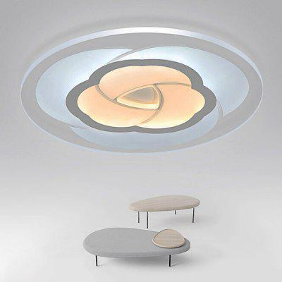 Ultra-thin Acrylic Simple LED Ceiling Lamp 220V