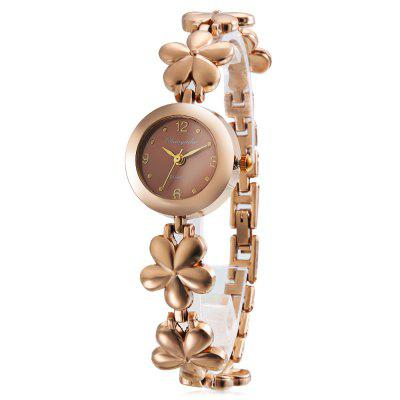 CYD Chaoyada 8025 Women Chain WatchWomens Watches<br>CYD Chaoyada 8025 Women Chain Watch<br><br>Band material: Steel + Alloy<br>Band size: 19.5 x 0.6cm<br>Case material: Steel<br>Clasp type: Sheet folding clasp<br>Dial size: 2.5 x 2.5 x 0.8cm<br>Display type: Analog<br>Movement type: Quartz watch<br>Package Contents: 1 x Watch, 1 x Box<br>Package size (L x W x H): 8.50 x 8.00 x 5.50 cm / 3.35 x 3.15 x 2.17 inches<br>Package weight: 0.0880 kg<br>Product size (L x W x H): 19.50 x 2.50 x 0.80 cm / 7.68 x 0.98 x 0.31 inches<br>Product weight: 0.0320 kg<br>Shape of the dial: Round<br>Watch style: Fashion<br>Watches categories: Women<br>Water resistance: Life water resistant