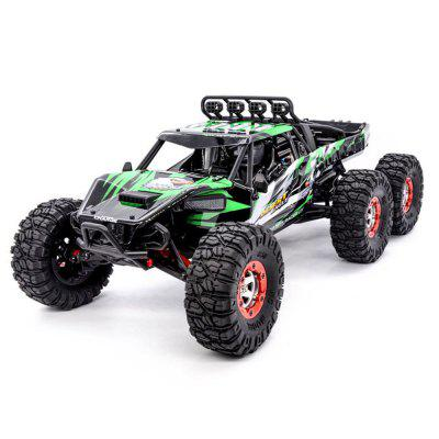 FEIYUE FY06 1:12 2.4GHz 6WD RC Off-road Desert Truck - RTR feiyue 03 1 12 2 4g full scale 4wd desert rc off road racing car us plug