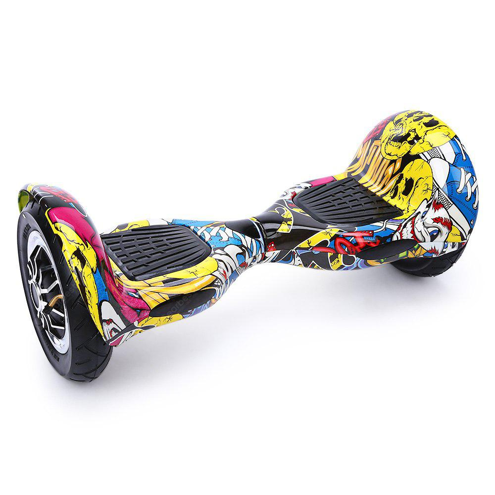 Rcharlance 10 inch Inflatable Tires Smart Self Balancing Scooter