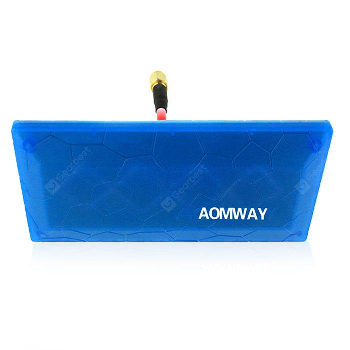 AOMWAY ANT009 5.8GHz 13dBi Flat FPV Antenna