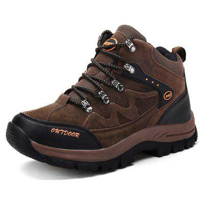 Plus Size Outdoor Hiking / Climbing Shoes for Men