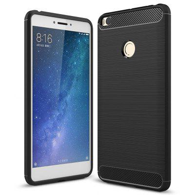 ASLING Brushed Finish Soft Phone Case for Xiaomi Mi MAX 2