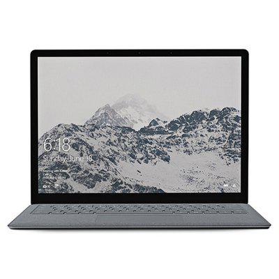 Microsoft Surface Laptop 4GB + 128GBLaptops<br>Microsoft Surface Laptop 4GB + 128GB<br><br>3.5mm Headphone Jack: Yes<br>AC adapter: 110-240V / 12V 2.58A<br>Battery / Run Time (up to): 14.5 hours video playing time<br>Battery Type: Li-ion polymer , 45000mAh<br>Bluetooth: 4.0<br>Brand: Microsoft<br>Caching: 3MB<br>Camera type: Single camera<br>Charger: 1<br>Charging Time.: 4-5 hours<br>Core: 2.6GHz, Quad Core<br>CPU: Intel Core i5-7200U<br>CPU Brand: Intel<br>CPU Series: Core i5<br>Display Ratio: 3:2<br>English Manual: 1<br>Facial Recognition: Supported<br>Front camera: 720P<br>Graphics Card Frequency: 300MHz - 700MHz<br>Graphics Chipset: Intel HD Graphics 620<br>Graphics Type: Integrated Graphics<br>Hard Disk Interface Type: SATA<br>Hard Disk Memory: 128G SSD<br>Languages: Built-in English, Traditional Chinese, Japanese, Russian, Spanish, German.<br>Largest RAM Capacity: 16GB<br>MIC: Supported<br>Mini DP Port: Yes<br>Model: Surface Laptop<br>MS Office format: PPT, Word, Excel<br>Notebook: 1<br>OS: Windows 10<br>Package size: 35.00 x 26.00 x 6.20 cm / 13.78 x 10.24 x 2.44 inches<br>Package weight: 2.8100 kg<br>Picture format: PNG, JPG, GIF, BMP, JPEG<br>Power Consumption: 7.5W<br>Process Technology: 14nm<br>Product size: 30.80 x 22.32 x 1.45 cm / 12.13 x 8.79 x 0.57 inches<br>Product weight: 1.2500 kg<br>RAM: 4GB<br>RAM Slot Quantity: One<br>RAM Type: DDR4<br>Screen resolution: 2256 x 1504<br>Screen size: 13.5 inch<br>Screen type: Capacitive (10-Points), PixelSense<br>Skype: Supported<br>Speaker: Dolby Audio<br>Threading: 4<br>USB Host: Yes (USB 3.0)<br>WIFI: 802.11 a/b/g/n wireless internet<br>WLAN Card: Yes<br>Youtube: Supported