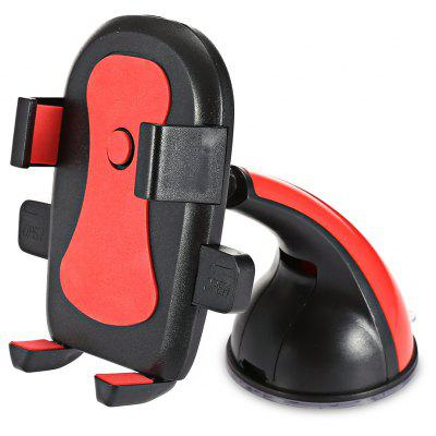 BH - A2 Car Dashboard Windshield Phones Mount with 360 Rotatable Degree