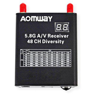 AOMWAY DIV006 5.8GHz 48CH Diversity Receiver