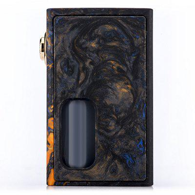 STENTORIAN Squonker RAM Box Mod By WOTOFOMechanical Mods<br>STENTORIAN Squonker RAM Box Mod By WOTOFO<br><br>Accessories type: MOD<br>Battery Form Factor: 18650<br>Battery Quantity: 1pc ( not included )<br>Material: Resin, Wood<br>Mod: Mechanical Mod<br>Model: RAM<br>Package Contents: 1 x RAM Box Mod, 2 x PET Bottle, 1 x English User Manual<br>Package size (L x W x H): 12.00 x 9.50 x 5.50 cm / 4.72 x 3.74 x 2.17 inches<br>Package weight: 0.2900 kg<br>Product size (L x W x H): 7.70 x 4.70 x 2.40 cm / 3.03 x 1.85 x 0.94 inches<br>Product weight: 0.1300 kg<br>Type: Electronic Cigarettes Accessories