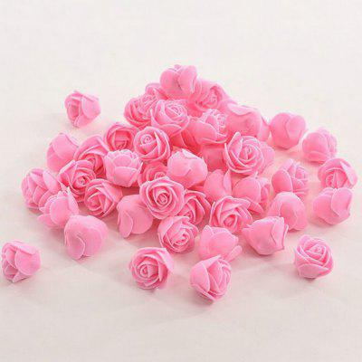 PE Bubble Artificial Rose