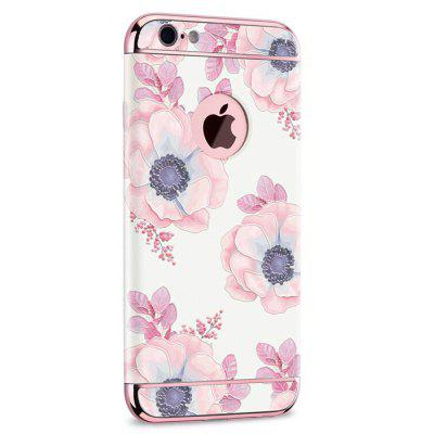 Charming Flowers Women Phone Cover Case for iPhone 6 Plus / 6S Plus