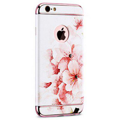 Buy COLORMIX Pretty Floristic Phone Cover Case for iPhone 6 Plus / 6S Plus for $13.04 in GearBest store