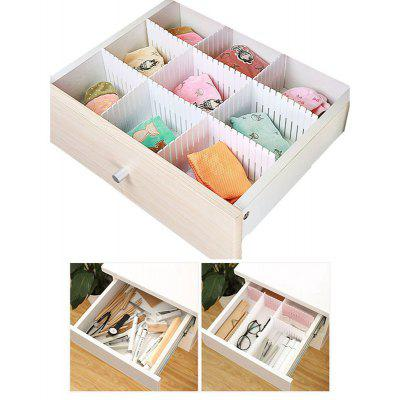 Klassifizierung Küche Desktop Drawer Tidy Partition 4pcs