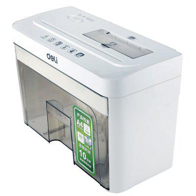 Deli 9932 Strip Cut Paper Shredder Kneading Machine