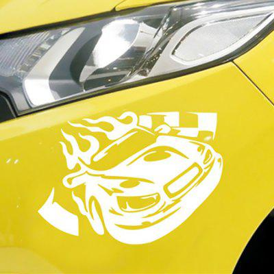 Cool Fashion Sports Car Stickers