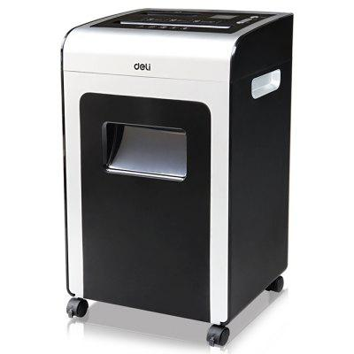 Deli 9917 Strip Cut Paper Shredder Kneading Machine