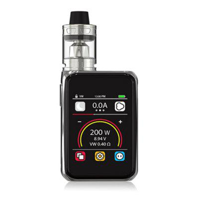 Joyetech Cuboid Pro Touchscreen TC Box Mod KitMod kits<br>Joyetech Cuboid Pro Touchscreen TC Box Mod Kit<br><br>APV Mod Wattage: 150W<br>APV Mod Wattage Range: 101-150W<br>Atomizer Capacity: 4.0ml<br>Atomizer Resistance: 0.4 ohm<br>Atomizer Type: Tank Atomizer, Clearomizer<br>Battery Form Factor: 18650<br>Battery Quantity: 2pcs ( not included )<br>Brand: Joyetech<br>Connection Threading of Atomizer: 510<br>Connection Threading of Battery: 510<br>Material: Zinc Alloy, Stainless Steel, Glass<br>Mod Type: VV/VW Mod, Temperature Control Mod<br>Model: Cuboid Pro<br>Package Contents: 1 x CUBOID Pro ( No Cell ), 1 x ProCore Aries Atomizer, 1 x ProC1 0.4 ohm Head, 1 x ProC4 0.15 ohm Head, 1 x Spare Glass Tube, 1 x QC USB Cable, 2 x English User Manual<br>Package size (L x W x H): 16.00 x 8.00 x 5.00 cm / 6.3 x 3.15 x 1.97 inches<br>Package weight: 0.4000 kg<br>Product size (L x W x H): 13.10 x 5.60 x 3.00 cm / 5.16 x 2.2 x 1.18 inches<br>Product weight: 0.2860 kg<br>Temperature Control Range: 200 - 600 Deg.F / 100 - 315 Deg.C
