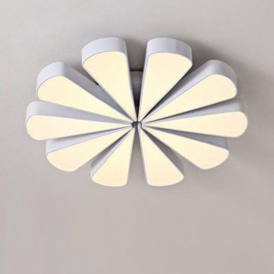Simple Creative Flower-style LED Ceiling Lamp 220V