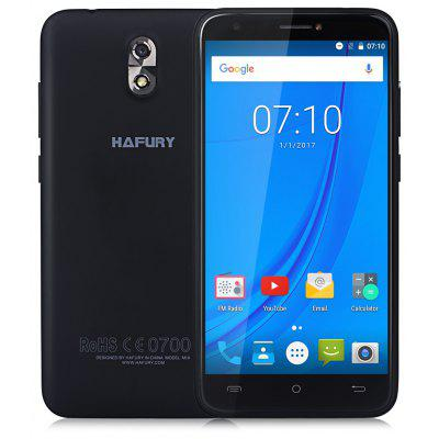 Buy BLACK HAFURY MIX 3G Smartphone for $80.09 in GearBest store