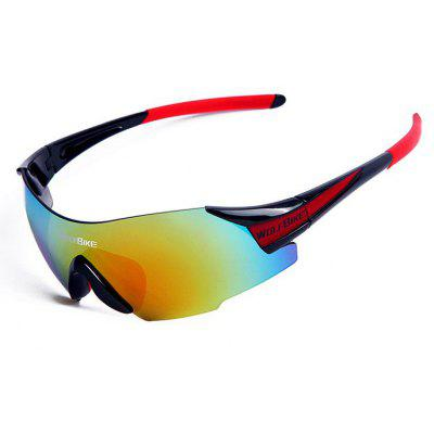 WOLFBIKE BYJ - 016 Protective Polarized Sports Cycling Glasses