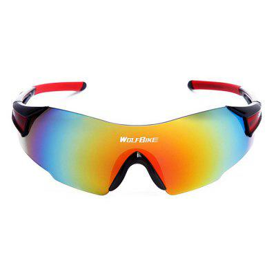 WOLFBIKE BYJ - 016 Protective Polarized Sports Cycling GlassesCycling Sunglasses<br>WOLFBIKE BYJ - 016 Protective Polarized Sports Cycling Glasses<br><br>Brand: WOLFBIKE<br>Ear-stems Length: 12cm<br>Features: Anti-UV, Polarized lens<br>Gender: Unisex<br>Lens height: 4.5cm<br>Lens width: 7cm<br>Nose bridge width: 3cm<br>Package Contents: 1 x WOLFBIKE BYJ - 016 Cycling Glasses, 1 x Cleaning Cloth, 1 x Storage Bag, 1 x Box<br>Package Size(L x W x H): 17.00 x 9.00 x 6.00 cm / 6.69 x 3.54 x 2.36 inches<br>Package weight: 0.1500 kg<br>Product weight: 0.0290 kg<br>Suitable for: Traveling, Hiking, Cycling<br>Whole Length: 13.5cm