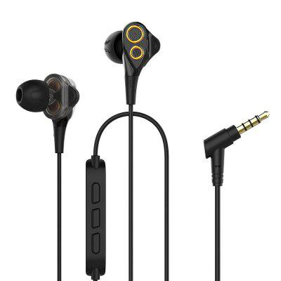 UIISII T8S Ecouteurs Stéréo Intra-auriculaires