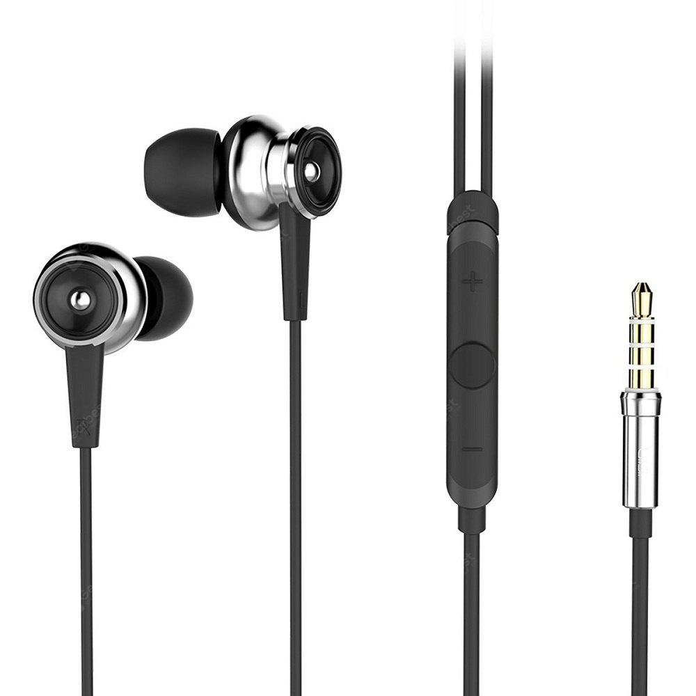 UIISII GT550 Ecouteurs Stéréo Intra-Auriculaires